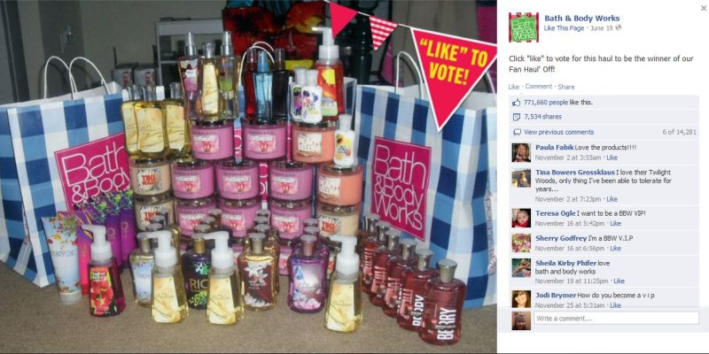 Bath Body Works 11