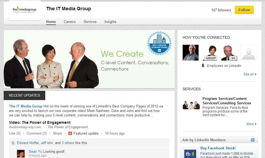 The IT Media Group