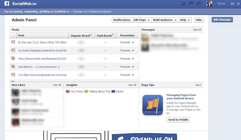 admin-panel-facebook-page