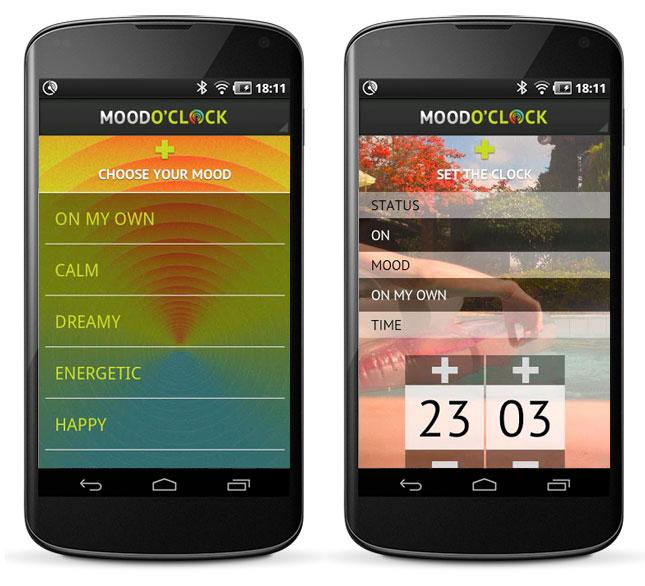 Mood-O-Clock
