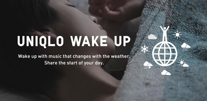 Uniqlo-Wake-Up