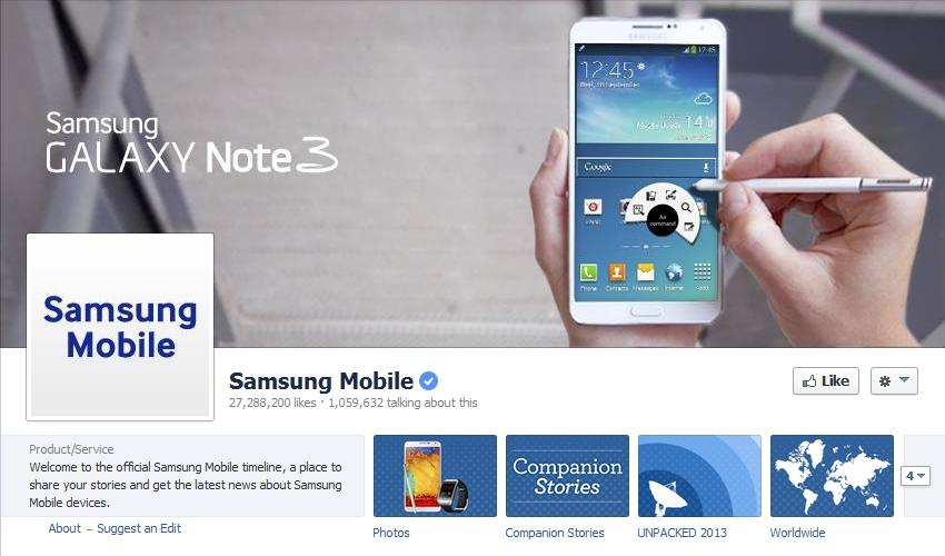 brandurile-cele-mai-iubite-de-americani-pe-Facebook-samsung-mobile