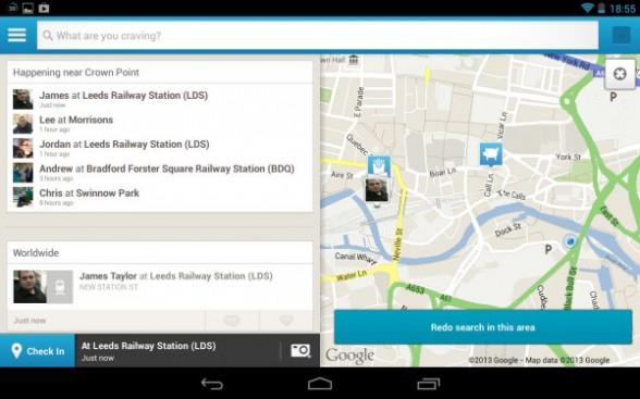 foursquare-android