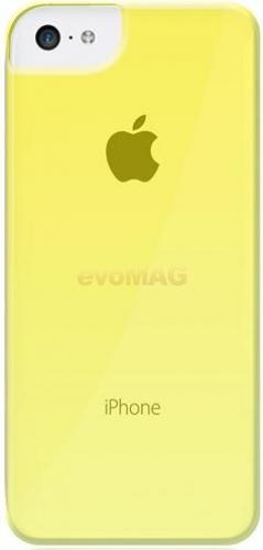 Husa-Celly-CRYSTAL360Y-pentru-iPhone-5C-Galbena