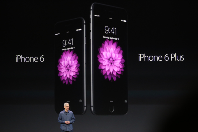 lansare apple iphone 6 iphone 6 plus