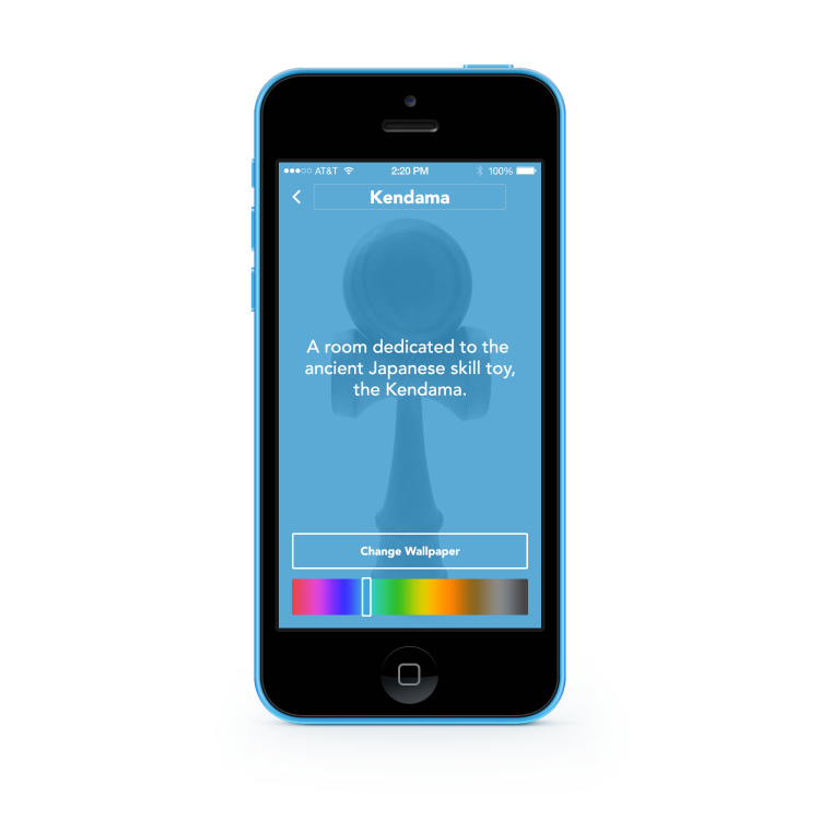 facebook aplicatie rooms