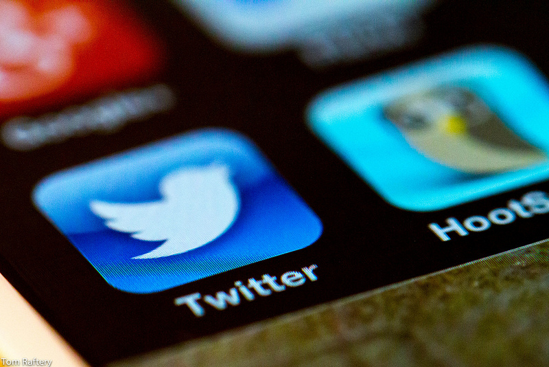 aplicatie twitter
