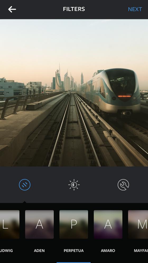 filtru instagram perpetua