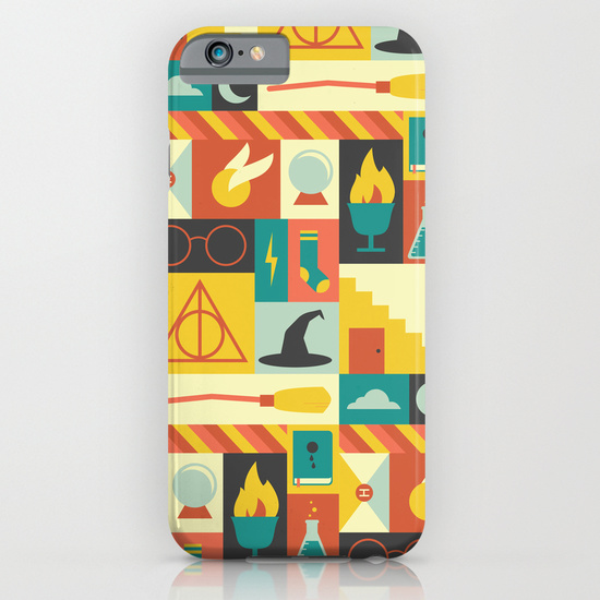 carcasa telefon harry potter
