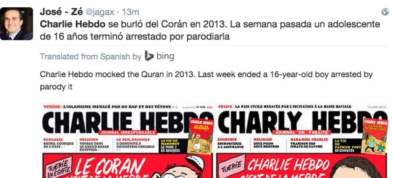 twitter bing traducere tweet-uri