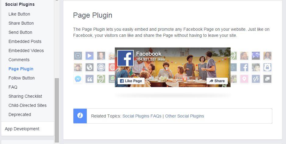 Faccebook schimba codul boxului de like