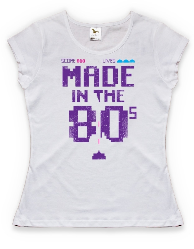 Tricou Made in the 80s