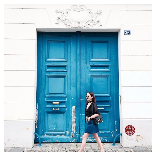 Franțuzoaice de urmărit pe Instagram