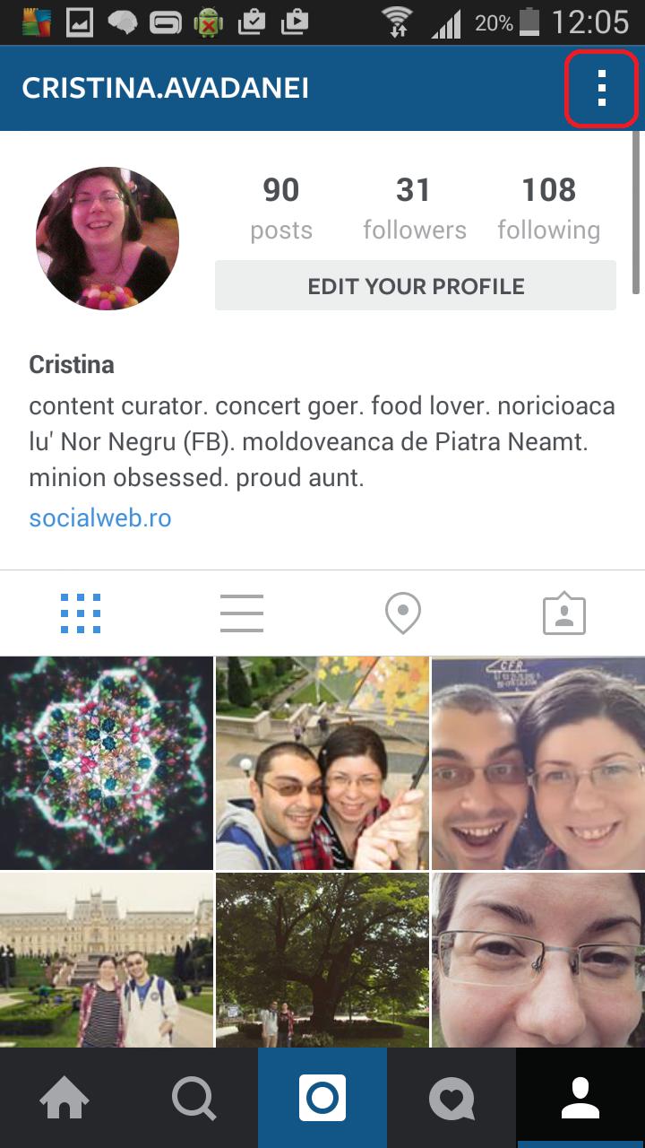 Cum să vezi toate pozele la care ai dat like pe Instagram