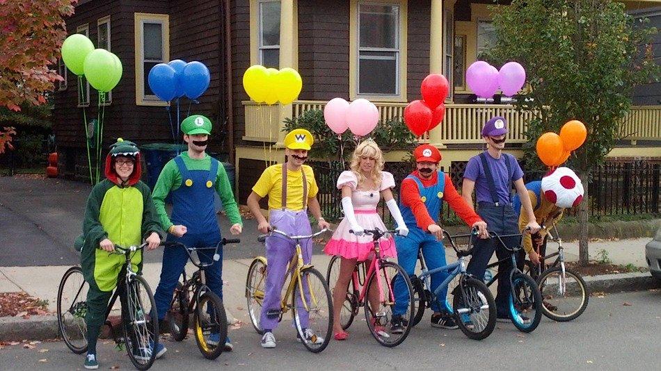Cele mai populare costume de Halloween pe Pinterest