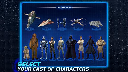 Cele mai bune aplicații Star Wars