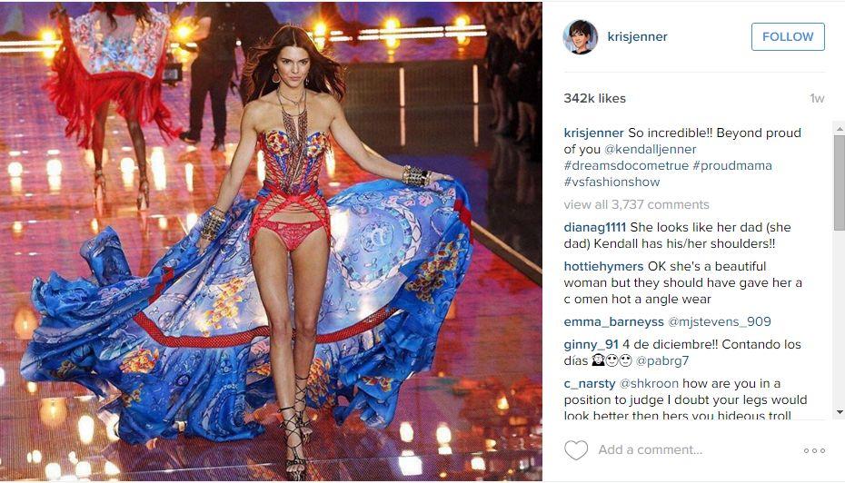Cum s-a văzut showul Victoria's Secret 2015 prin conturile de Instagram ale vedetelor