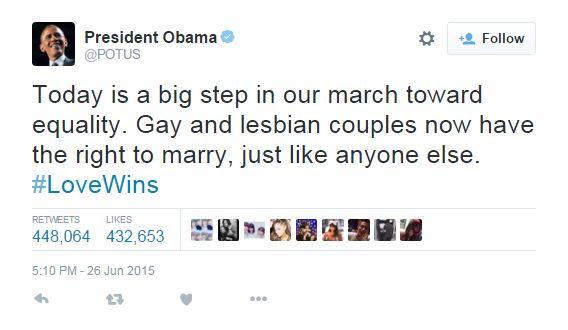 Top 10 cele mai populare tweet-uri din 2015