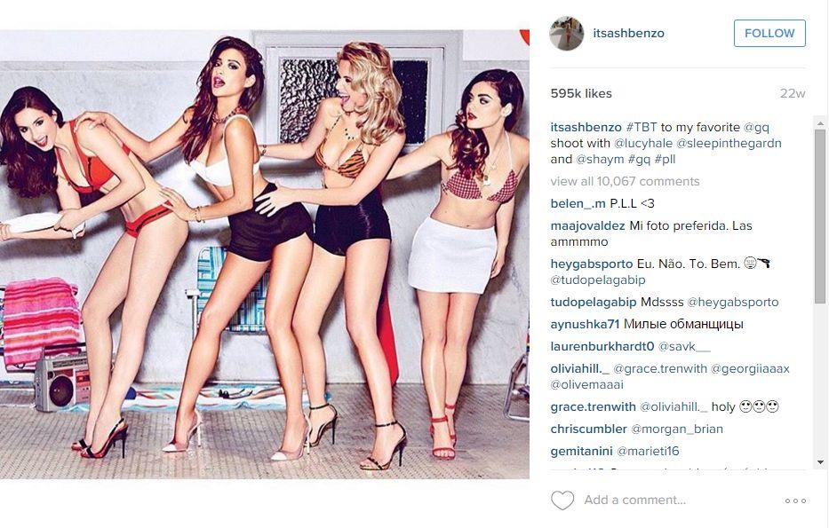 Top 15 posturi #TBT pe Instagram în 2015