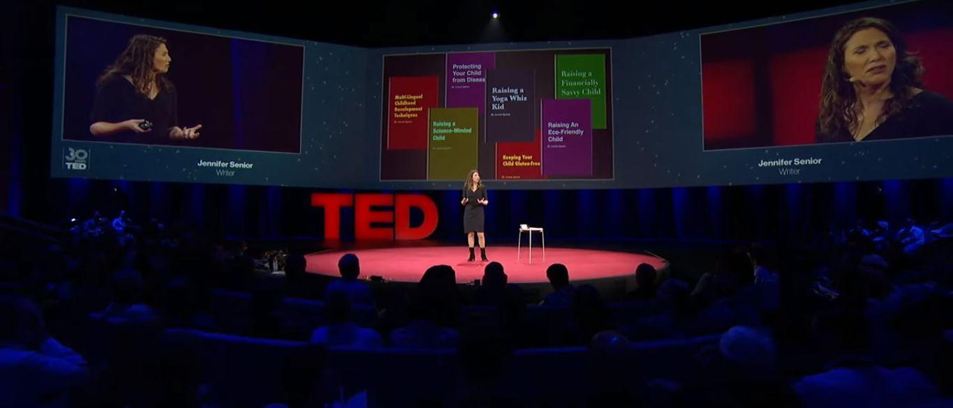 10 TED Talks pentru părinți