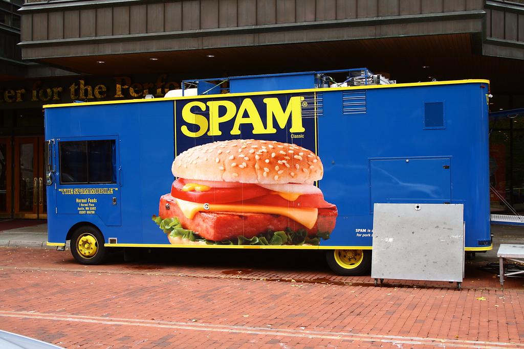 Cele mai mari surse de mesaje spam în 2015
