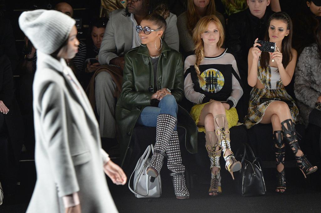 Urmărește New York Fashion Week prin 43 de conturi Snapchat