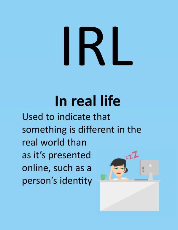 Ce înseamnă anumite abrevieri de pe internet