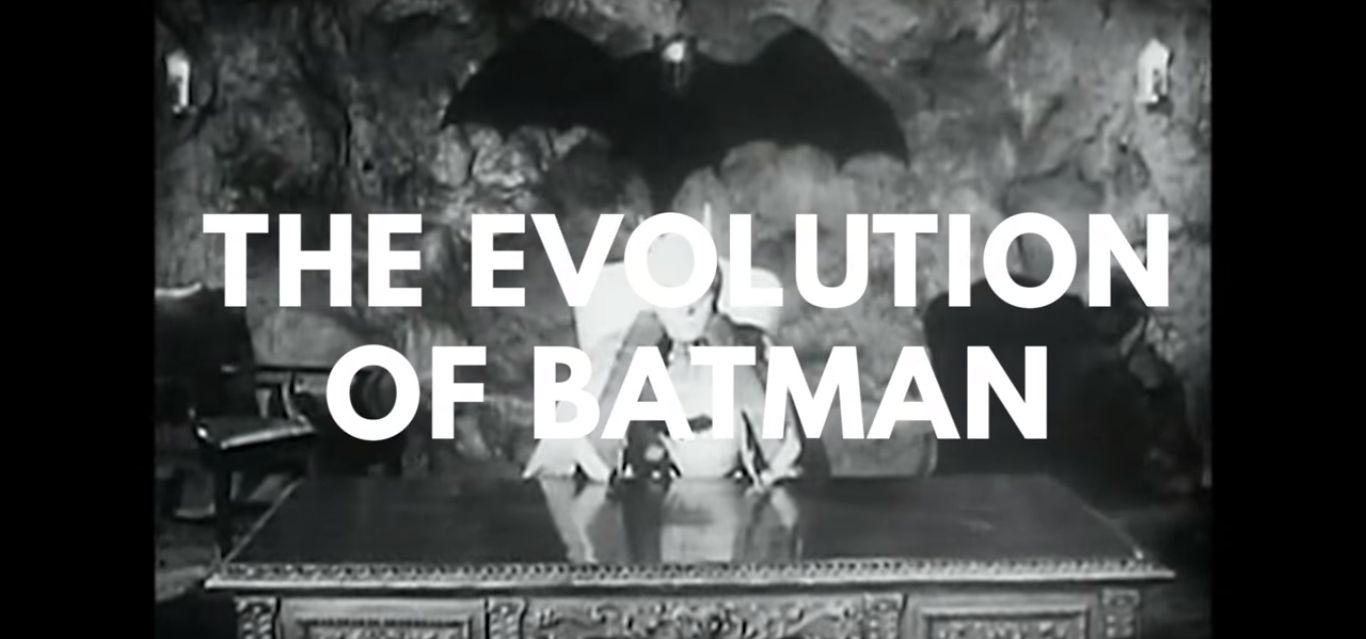 Evoluția lui Batman în filme și televiziune (VIDEO)