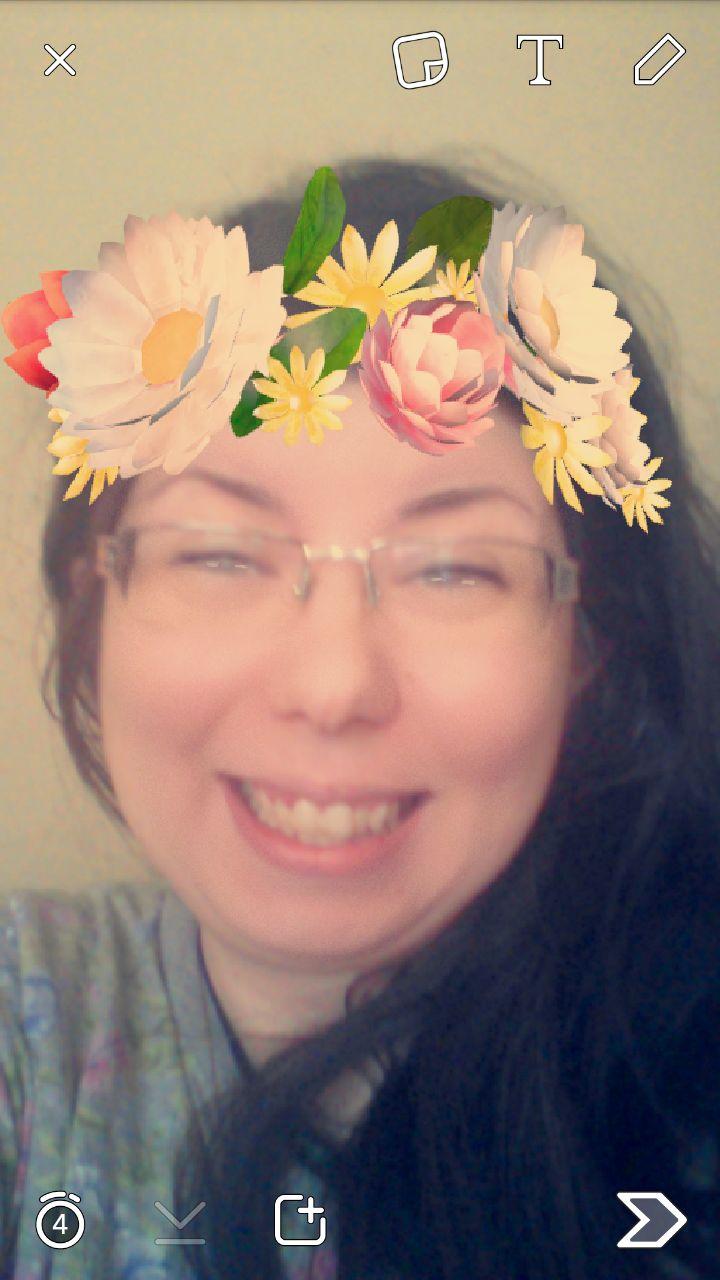 Cum aplici filtru dublu pe Snapchat