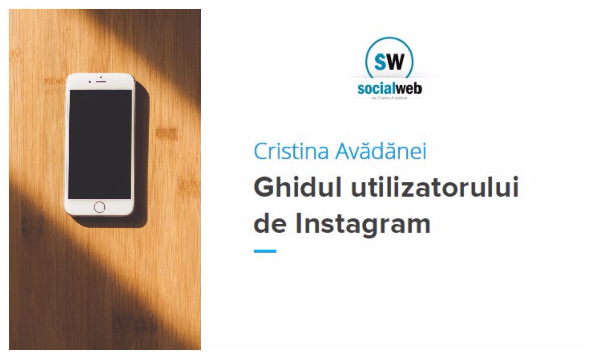 cum folosesti instagram