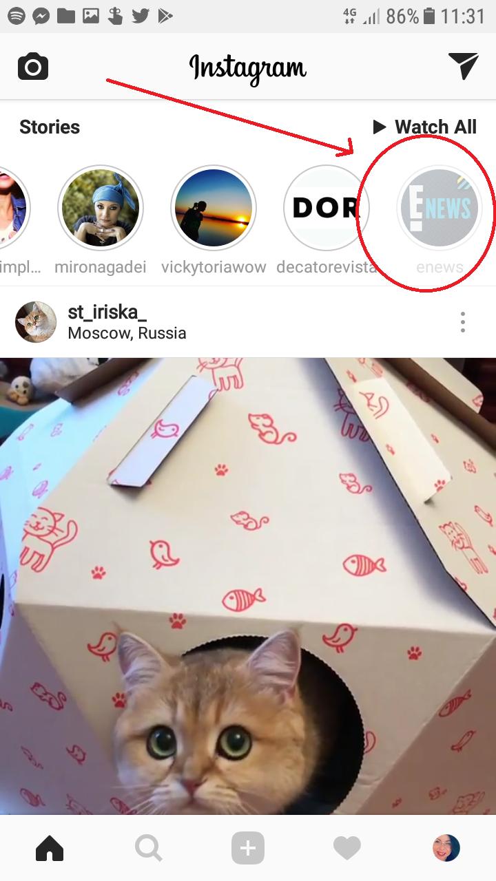 cum dai mute cuiva pe instagram